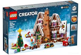 100 Lego Space Home LEGO Celebrates 10 Years Of The Winter Village With 10267