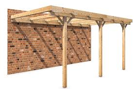 How To Build A Lean To Shed Plans Free by Building A Wooden Carport In 2 Days Easy Diy Projects To Try