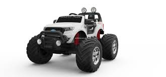 100 Monster Truck Remote Control 2019 New Licensed Ford Ranger 24g Four Motors Car Kids Electric Ride On Buy Car Kids Electric Ride OnCar Kids