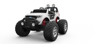 100 Kids Monster Trucks 2019 New Licensed Ford Ranger Truck 24g Remote Control Four Motors Car Electric Ride On Buy Car Electric Ride OnCar