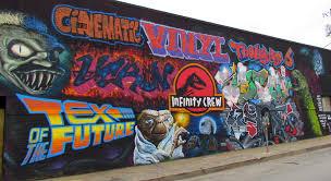 Deep Ellum Murals Address by I Love Detroit Mi Street Art Of Deep Ellum Dallas Texas