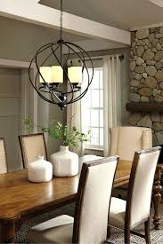 Dining Room Lighting Fixtures Ideas Best Kitchen Over Table On Intended For