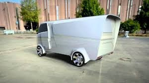 Dilivery Truck Concpet - Google Search | Urban Utility Vehicle ...