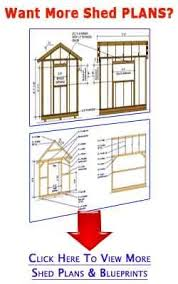 shed plans blueprints diagrams and schematics for making wooden