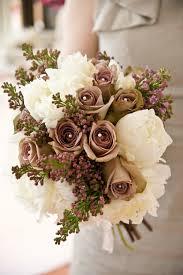 Autumn Colour Schemes Brown CHWV Wedding puquet