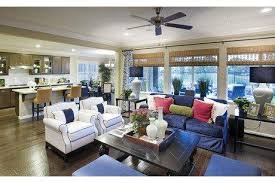 New Home Living Room By Standard Pacific Homes