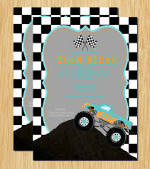 Monster Truck Birthday Party Invitation Custom_printable Coral Teal ... Monster Truck Party Printables Set Birthday By Amandas Parties Invitation In 2018 Brocks First Birthday Invite Car Etsy Fire Invitations Tonka Envelopes Engine Online Novel Concept Designs Jam Free British Decorations Supplies Canada Open A The Rays Paxtons 3rd Party Trucks 1st 2nd 4th Ticket Iron On Blaze And The Machines Baby Shark Song Printable P