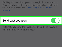 How to Save Your iPhone s Location Before it Dies 4 Steps