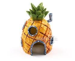 Spongebob Fish Tank Ornaments by Spongebob Squarepants Pineapple House Fish Tank Aquarium Ornament