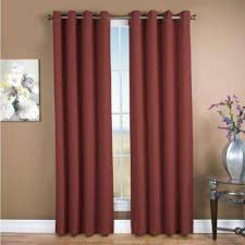garnet curtains drapes window treatments the home depot