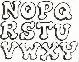 Diseño De Letras Para Carteles Buscar Con Google Letras Moldes