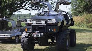 Amazing DeLorean Collection Includes Monster Truck, Limousine ...