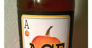 Ace Pumpkin Cider Abv by See You Next Beer Ace Hard Pumpkin Cider From California Cider
