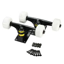 Skateboard Trucks + 52mm Wheels + ABEC 7 Bearings Combo Riser Pads ... 2018 Hot Sell 5inch Skateboard Truck Alinum Ipdent Amazoncom Turbo 525 80 Axle Pro Trucks Set Of 2 Ipdent Jason Jessee Trucks 149 Indy 85 Hollow Black Phantom Checker Blackwhite 775in Silver Lpro Cody Thunder Hi 148 Team Hollows Grind King Union Jack Gk6 Discontinued 52mm Wheels Abec 7 Bearings Combo Riser Pads Stage Xi 139 Forged 8 Inch Tailor Made X 325 3style Royal
