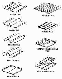 image result for roof tile shapes are bdcs roof tiles