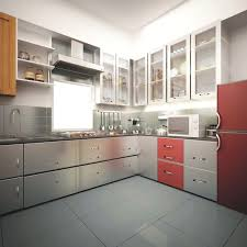 Line Modular Kitchen Designer In Meerut