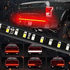 100 Truck Tailgate Light Bar Amazoncom MIHAZ 5Function 60 LED 3528
