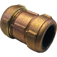 dressers 2 style 38 dresser coupling 11 4 ips 11 2 cts brass