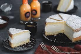 käse sahne torte mit verpoorten edition pfirsich maracuja