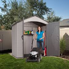 Rubbermaid 7x7 Shed Big Max by Rubbermaid Garden Sheds Canada Home Outdoor Decoration