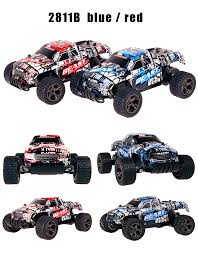 100 Radio For Trucks RC Cars Control 24G 4CH Rock Car Toys Buggy OffRoad