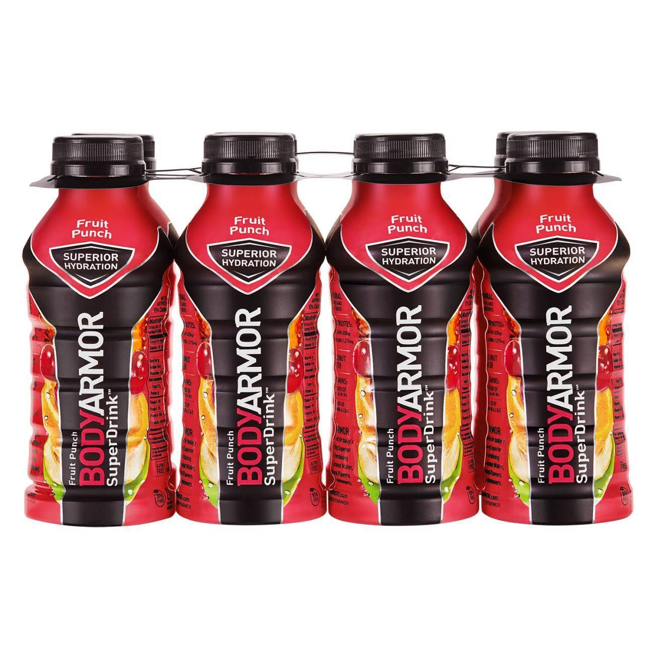 BodyArmor SuperDrink, Fruit Punch - 8 superdrink