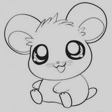 Elegant Of Cute Kawaii Animal Coloring Pages New Cutekawaii Design