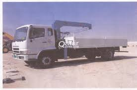 Boom Truck For Hire | Qatar Living