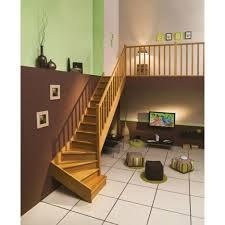 escalier 2 quart tournant leroy merlin escalier quart tournant bas gauche authentic structure bois marche
