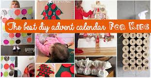 Top 15 Ideas For The Best DIY Advent Calendar Kids