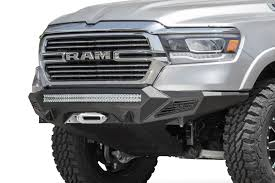 100 Truck Bumpers Aftermarket 2019 RAM 1500 Stealth Fighter Winch Front Bumper ADD Offroad The