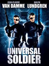 Amazon Universal Soldier Dolph Lundgren Jean Claude Van