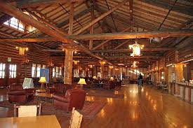 Lake Lodge Interior Picture of Lake Lodge Cabins Yellowstone