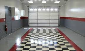 the benefits of vinyl composite tile vct garage flooring all