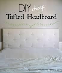 Cheap Upholstered Headboard Diy by Best 25 Cheap Diy Headboard Ideas On Headboard Ideas