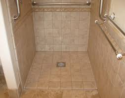 shower installing fiberglass pan in a tile shower amazing how to