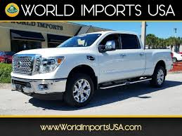Used Chevy Trucks Jacksonville Fl Luxury 2016 Nissan Titan Xd ...