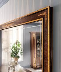 komplett esszimmer vitrine tisch 6x stühle kommode spiegel set garnitur neu