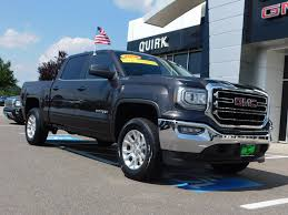Pre-Owned 2016 GMC Sierra 1500 SLE Crew Cab Pickup In Manchester ... Mesh Replacement Grille For 42015 Gmc Sierra 1500 Pickup 70188 Preowned 2001 Sl Regular Cab In Valencia New 2018 Denali 4d Crew Madison G82419 St Cloud 37688 2015 Review Notes Needs A Few More Features Autoweek Interior Review Car And Driver Used Gmc Trucks Top Reviews 2019 20 Slt Greendale K5344mp Updates Elevation Edition 2016 Camping Truck The Cure The For Sale Near Tulsa Base Price 300