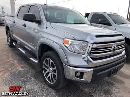 100 Tundra Trucks For Sale Used 2017 Toyota SR5 4X4 Truck In Pauls Valley OK