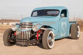 100 Rat Rod Trucks Pictures 1939 Chevy Pickup Comes Loaded With Power And Style
