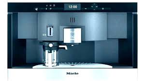 Bosch Coffee Machine Parts Espresso Built In Maker Manual