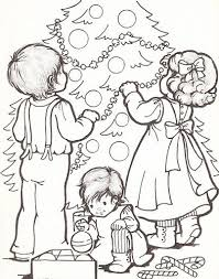 Christmas Trees Coloring And Pages On Pinterest