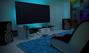 Game Room Just Need XBox 360 Playstation 12 And Nintindo