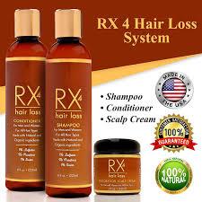 Rogaine Second Shedding Phase by Amazon Com Rx 4 Hair Loss Unisex Organic Anti Hair Loss Shampoo