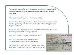 A Translational Innovation Forum Ppt Social Entrepreneurship For Health Excel3
