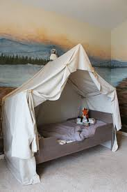 Build An Indoor Camping Tent Bed Canopy For Kids | The Ragged Wren ... Black Tassel Fringe Tent Trim White Canopy Bed Curtain Decor Bird And Berry Pottery Barn Kids Playhouse Lookalike Asleep Under The Stars Hello Bowsers Beds Ytbutchvercom Bedroom Ideas Magnificent Teenage Girl Rooms Room And On Baby Cribs Enchanting Bassett For Best Nursery Fniture Coffee Tables Big Rugs Blue Living Design Chic Girls Ide Mariage Camping Birthday Party For Indoors Fantabulosity Homemade House Forts Diy Tpee Play Playhouses Savannah Bedding From Pottery Barn Kids Savannah Floral Duvet