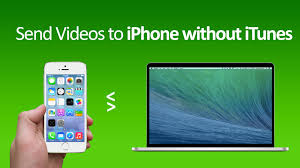 Transfer Videos from PC to iPhone without iTunes