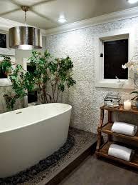 Brown Mosaic Bathroom Mirror stone wall bathroom mirror storage design wooden cabinets light