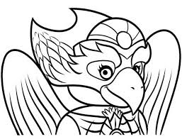 Eris Is Brilliant In Strategist Lego Chima Coloring Pages